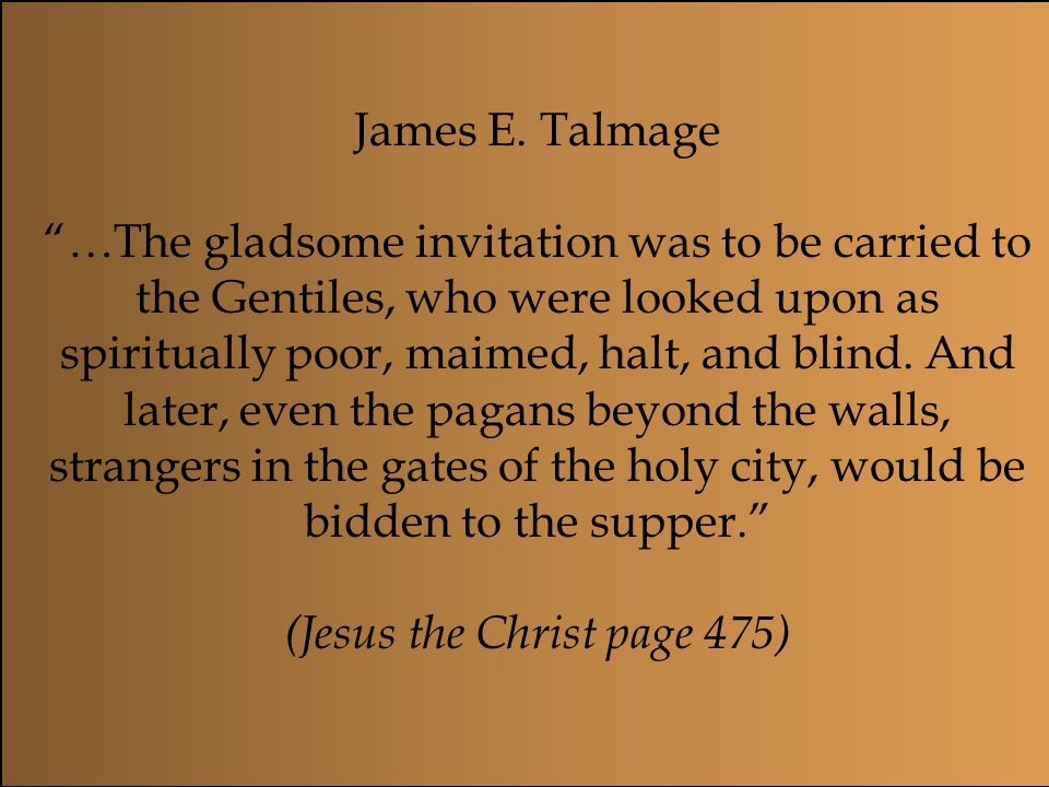 (Jesus the Christ page 475)