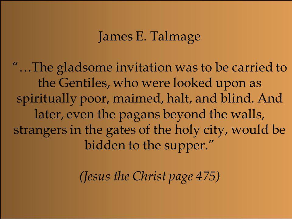 (Jesus the Christ page 475)