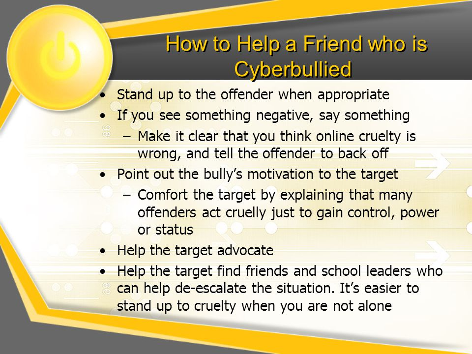 How to Help a Friend who is Cyberbullied