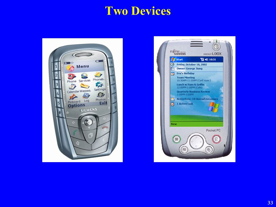 Two Devices