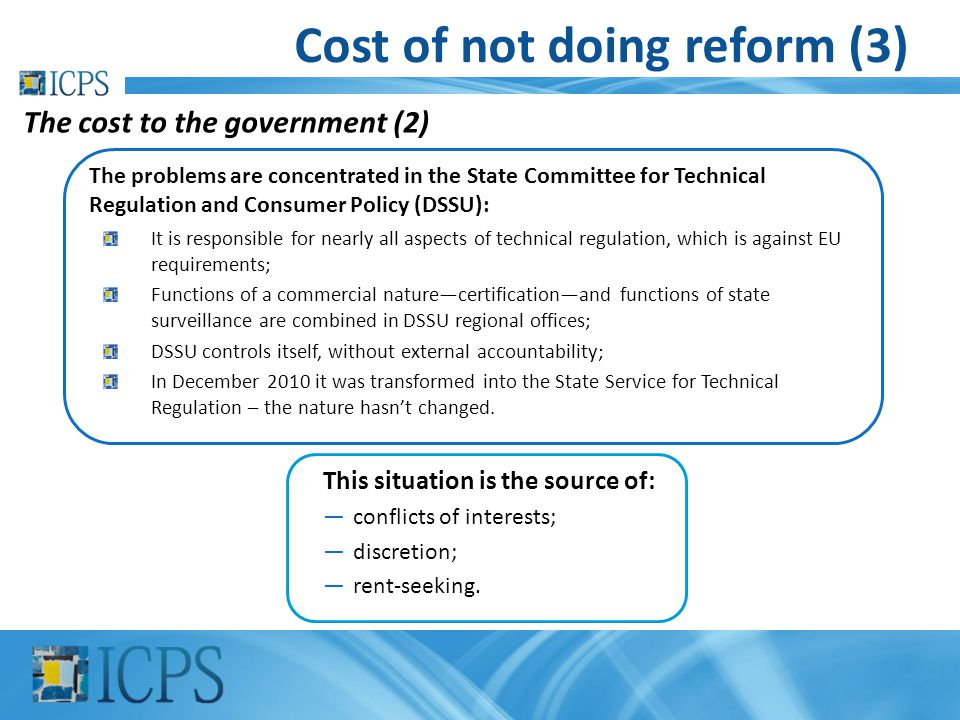 Cost of not doing reform (3)