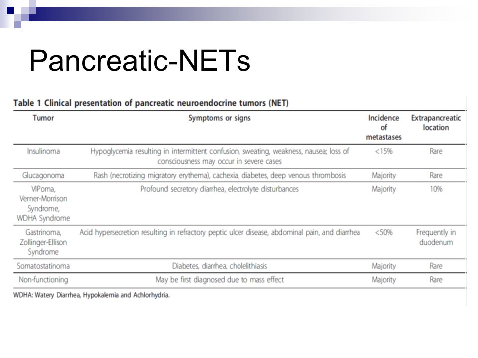 Pancreatic-NETs