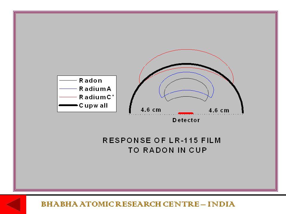 BHABHA ATOMIC RESEARCH CENTRE – INDIA