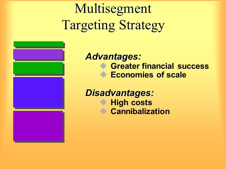 Multisegment Targeting Strategy