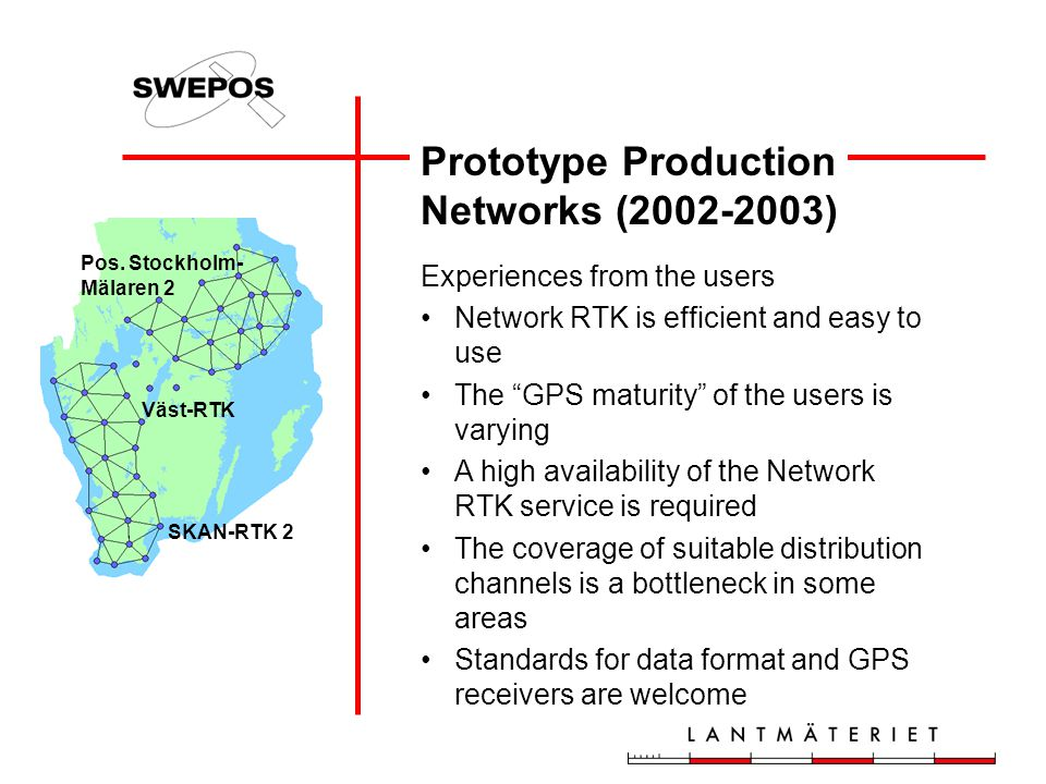 Prototype Production Networks (2002-2003)