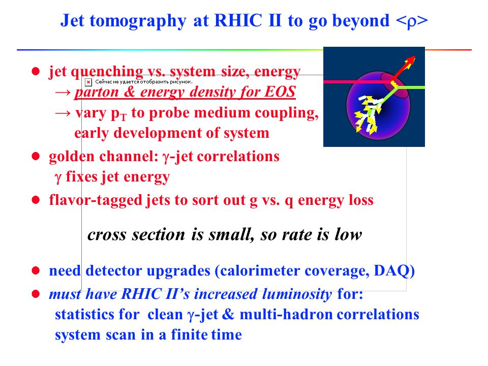 Jet tomography at RHIC II to go beyond <r>