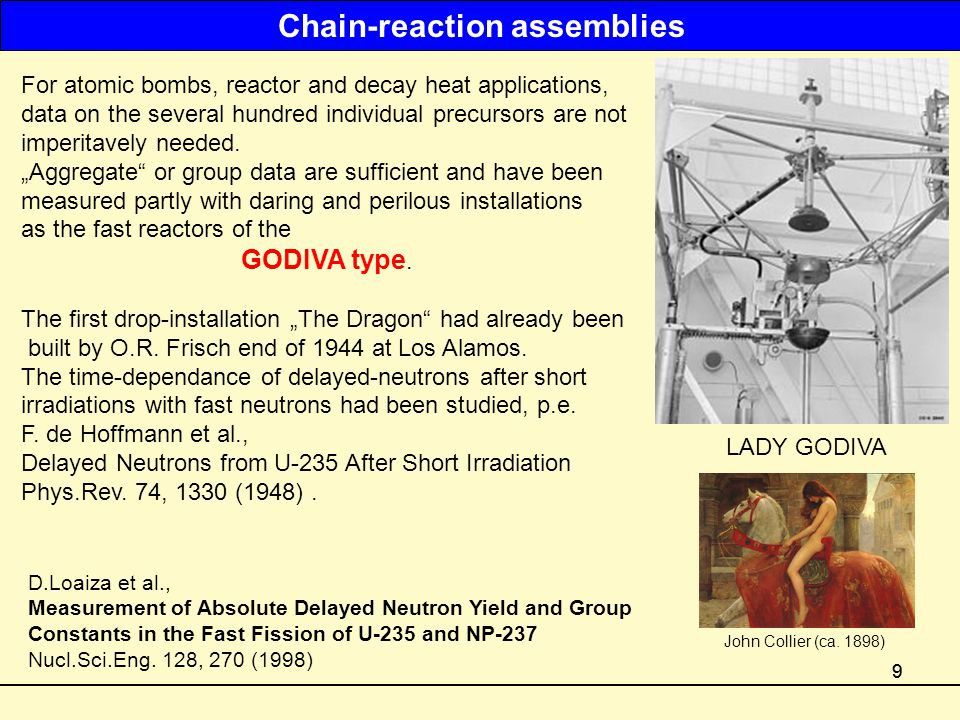 Chain-reaction assemblies