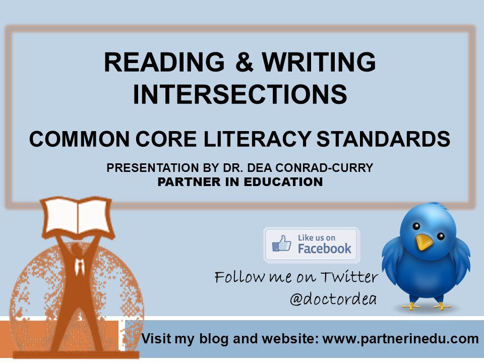 Visit my blog and website: www.partnerinedu.com