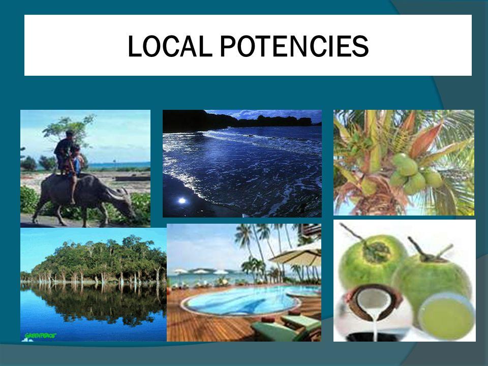 LOCAL POTENCIES