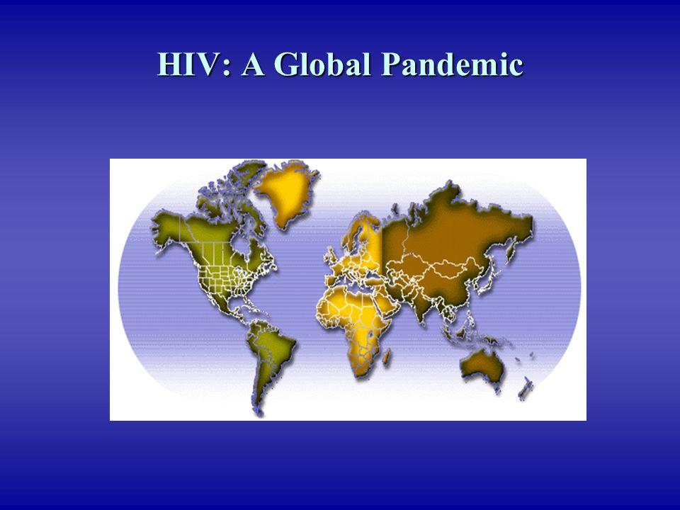 HIV: A Global Pandemic