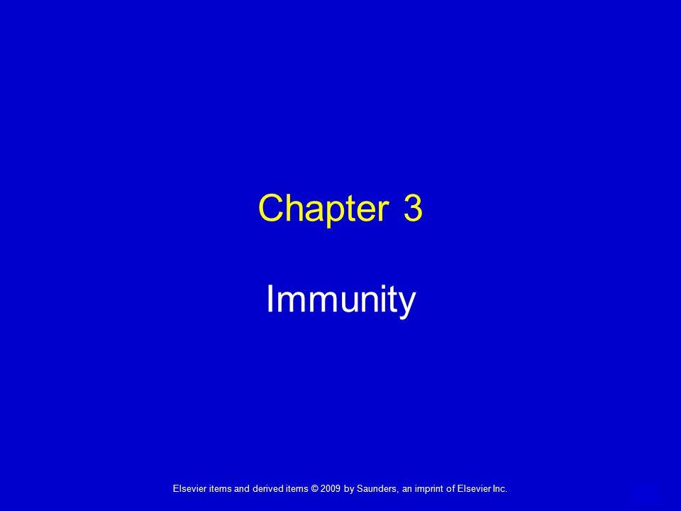 Chapter 3 Immunity