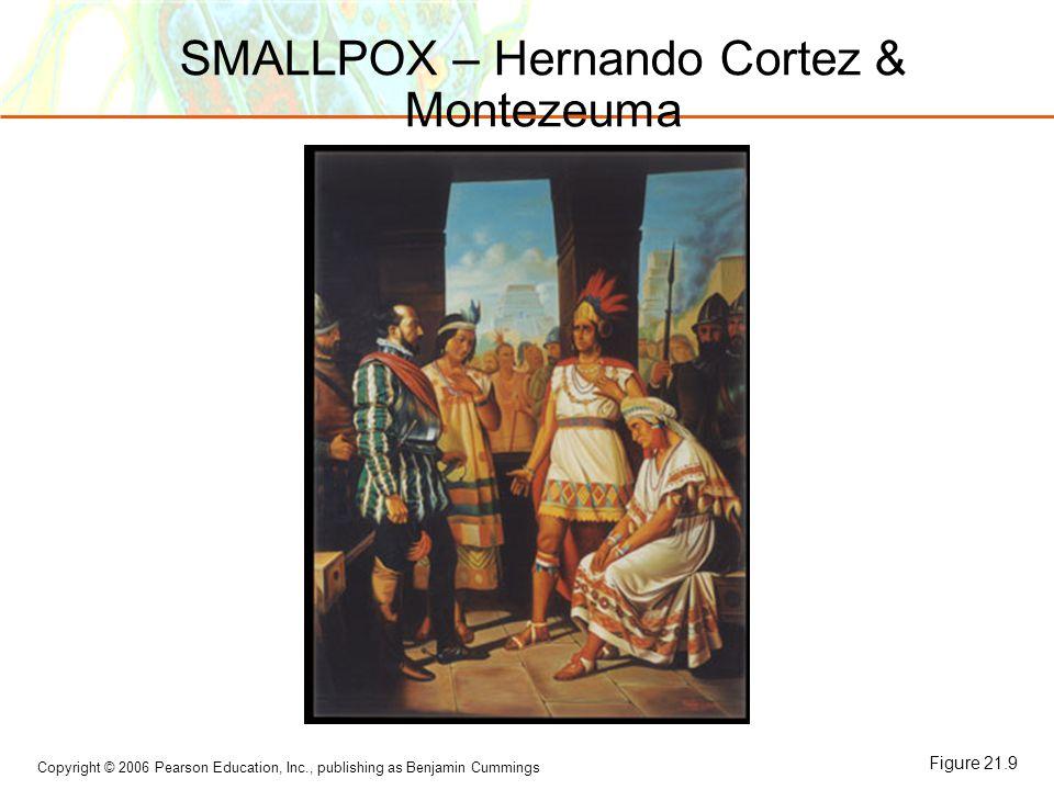 SMALLPOX – Hernando Cortez & Montezeuma