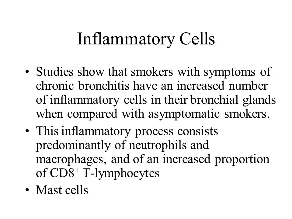 Inflammatory Cells