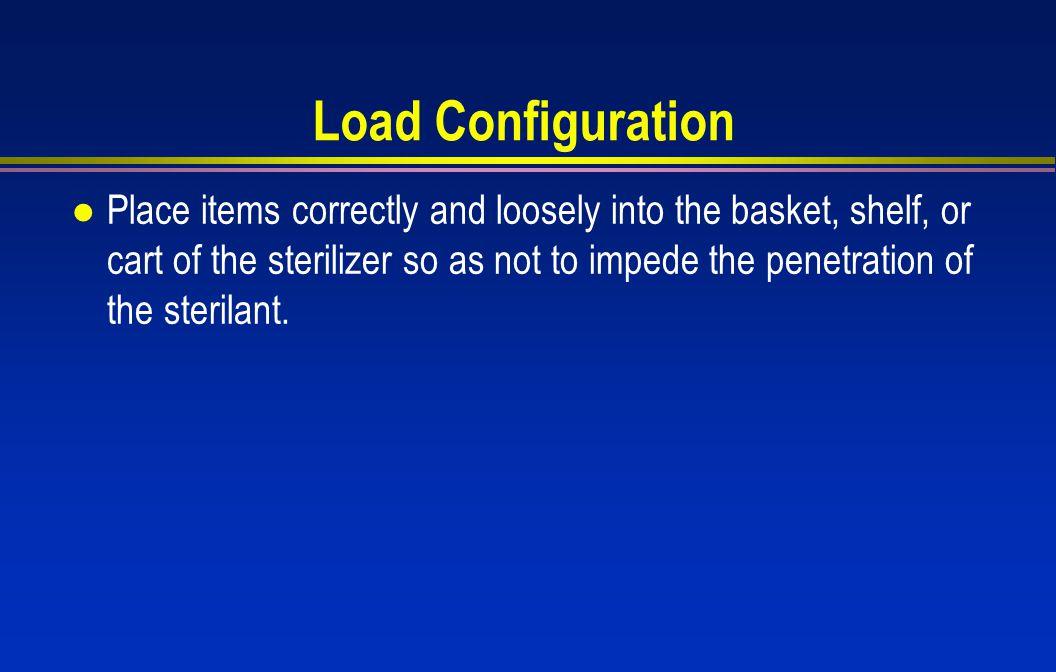 Load Configuration