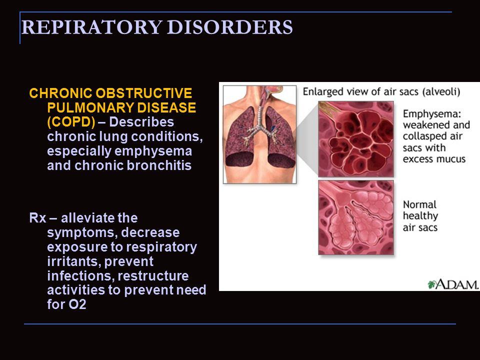 REPIRATORY DISORDERS