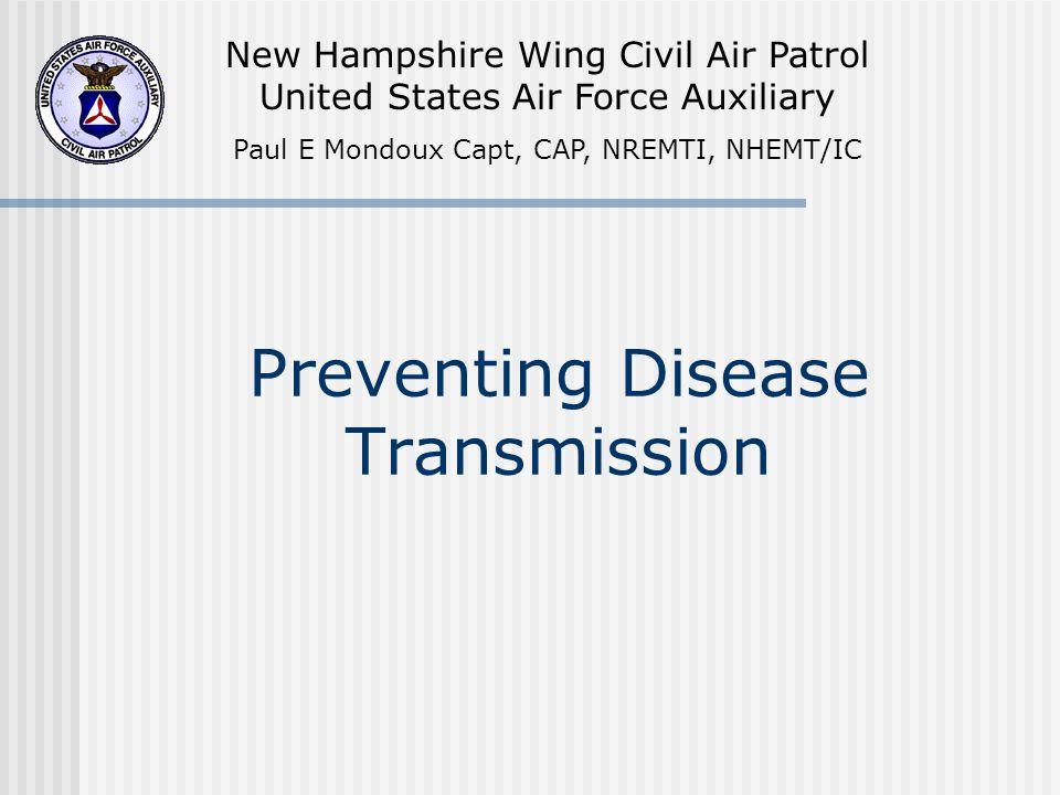 Preventing Disease Transmission