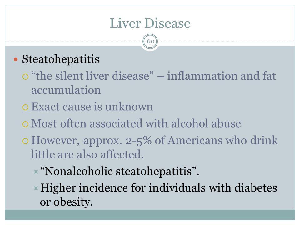 Liver Disease Steatohepatitis