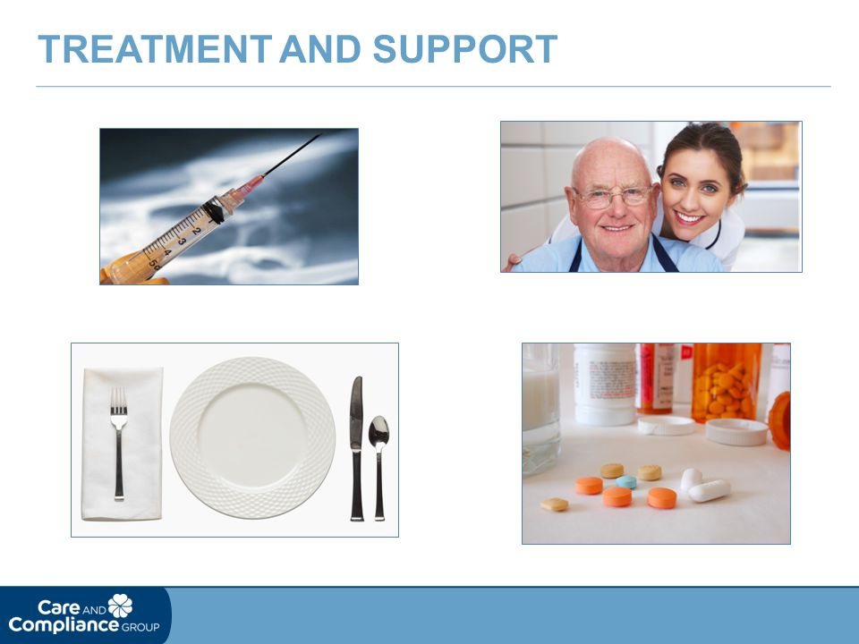 Treatment and Support