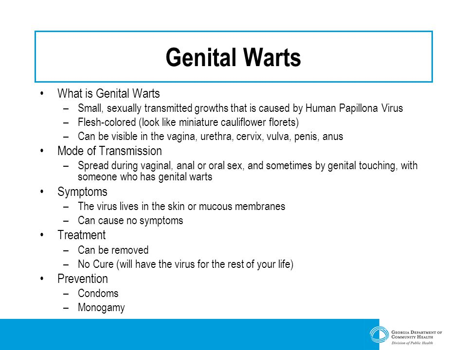 Genital Warts What is Genital Warts Mode of Transmission Symptoms