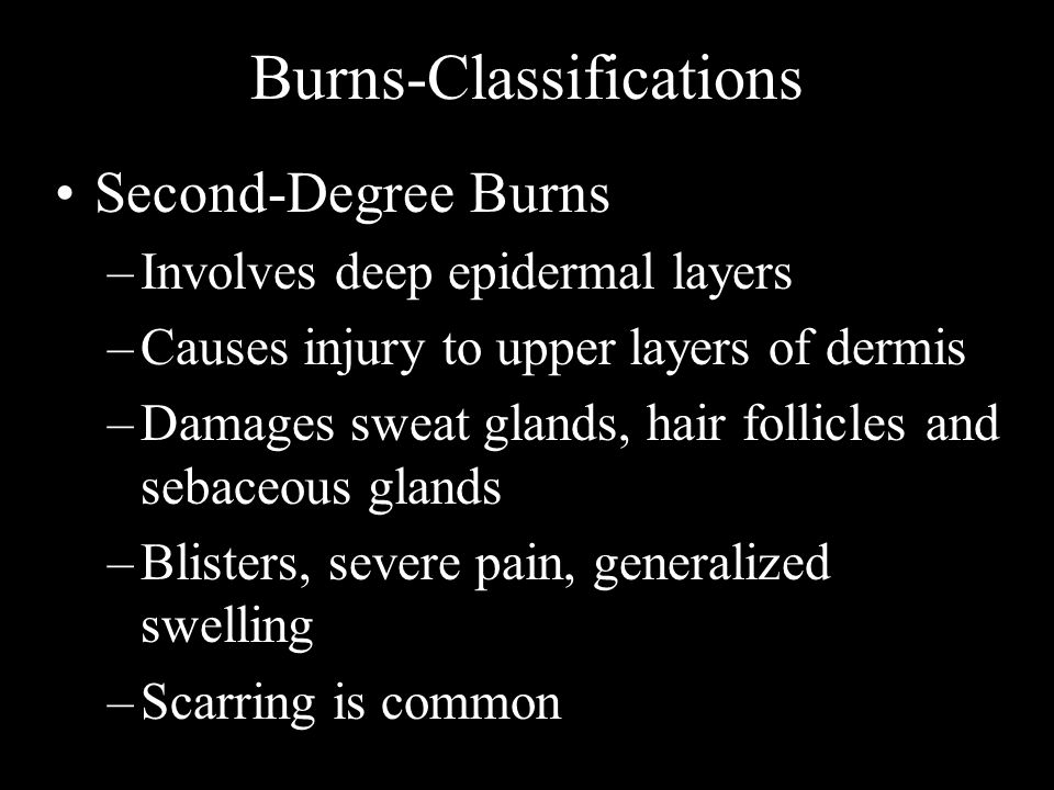 Burns-Classifications