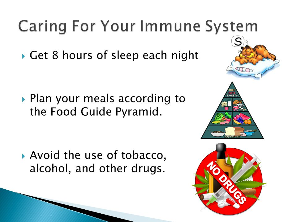 Caring For Your Immune System