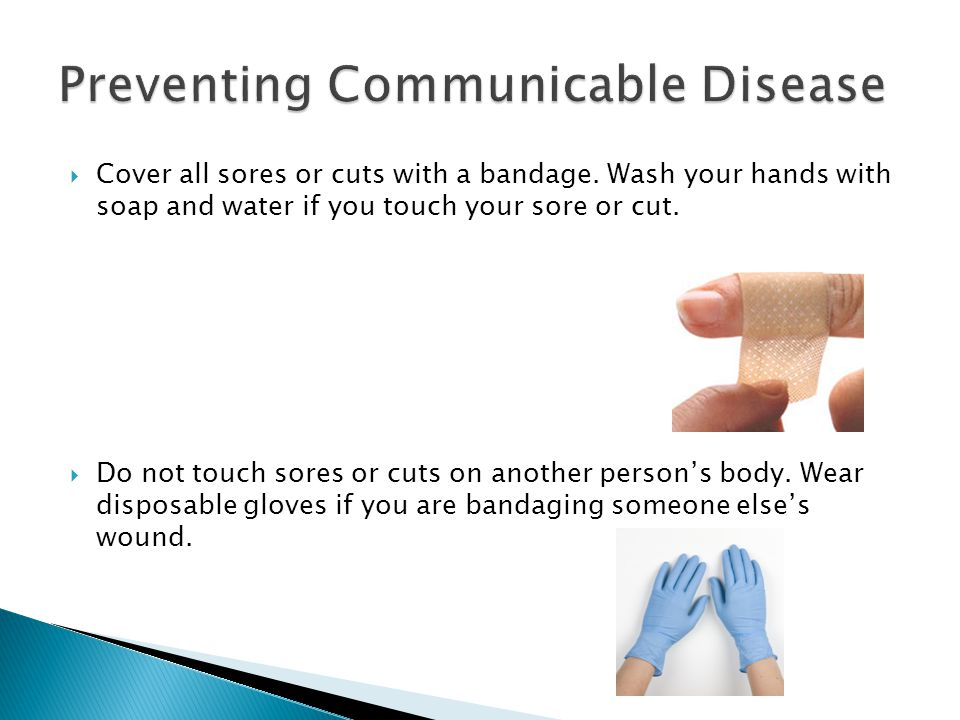Preventing Communicable Disease