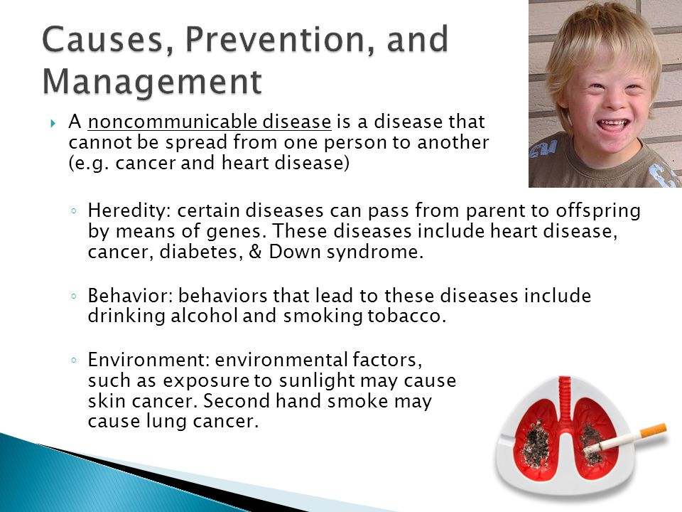 Causes, Prevention, and Management