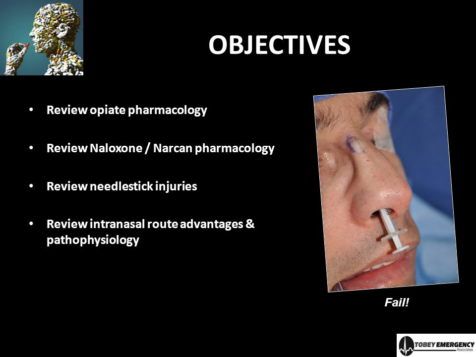 OBJECTIVES Review opiate pharmacology