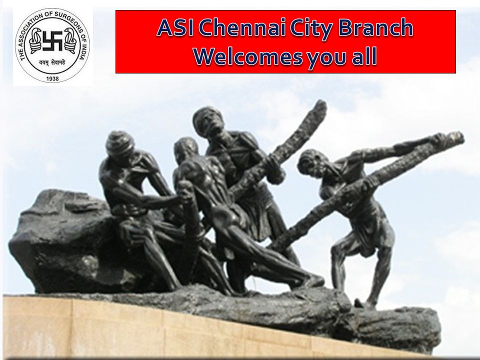 ASI Chennai City Branch