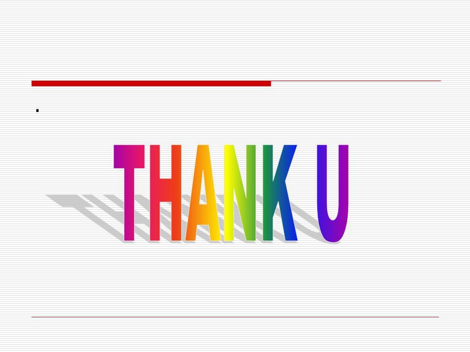 . THANK U