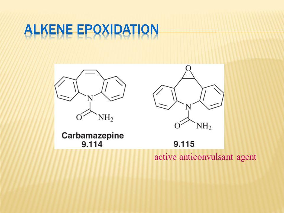 Alkene Epoxidation active anticonvulsant agent