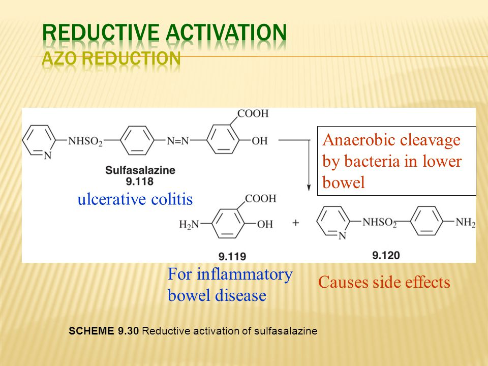 Reductive Activation Azo Reduction