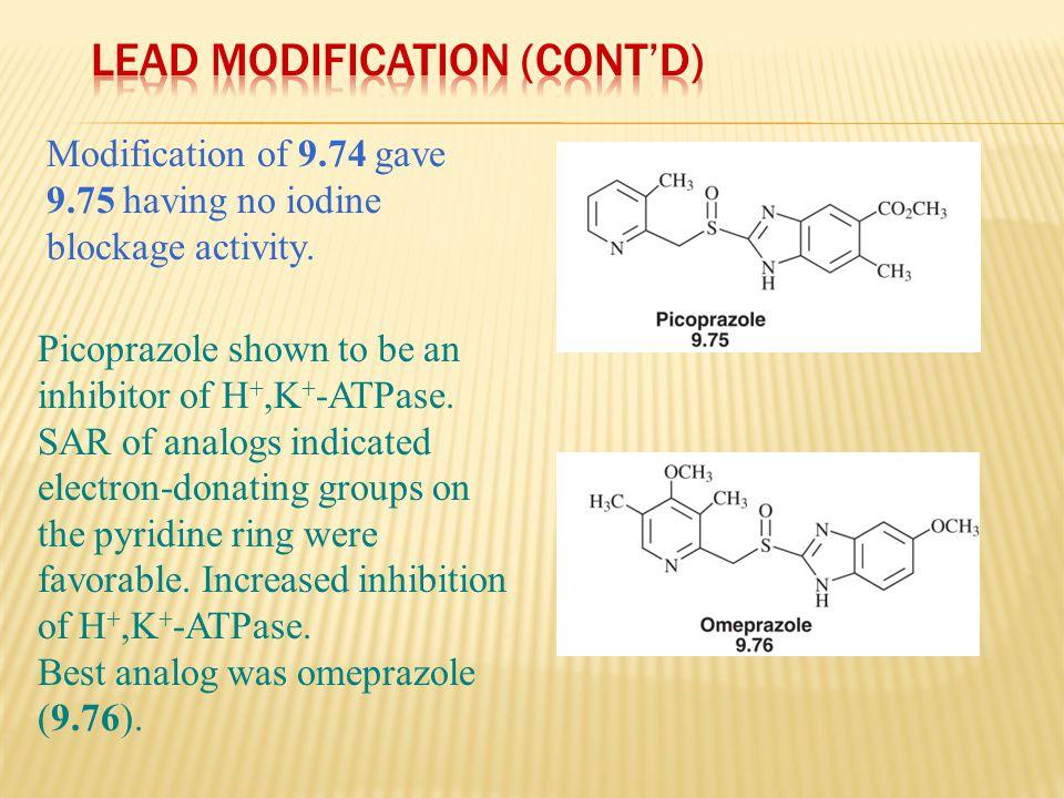 Lead Modification (cont'd)