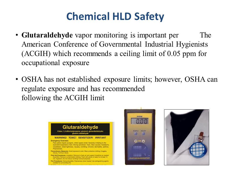 Chemical HLD Safety