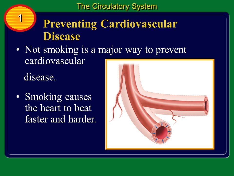 Preventing Cardiovascular Disease