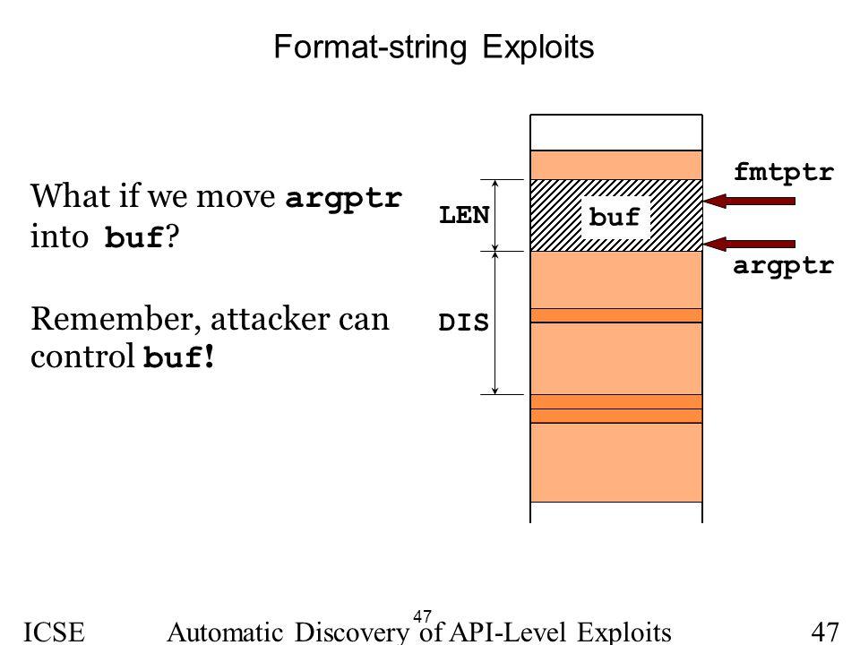 Format-string Exploits