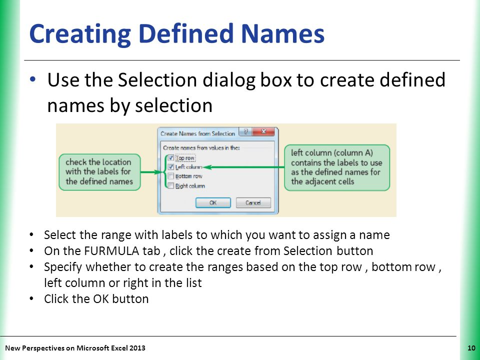 how to delete defined names in excel