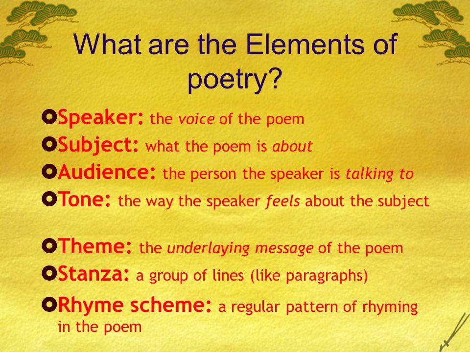 dreams poem analysis