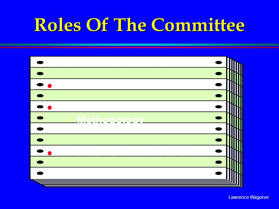 Roles Of The Committee Methodology Rank And Rate Jobs