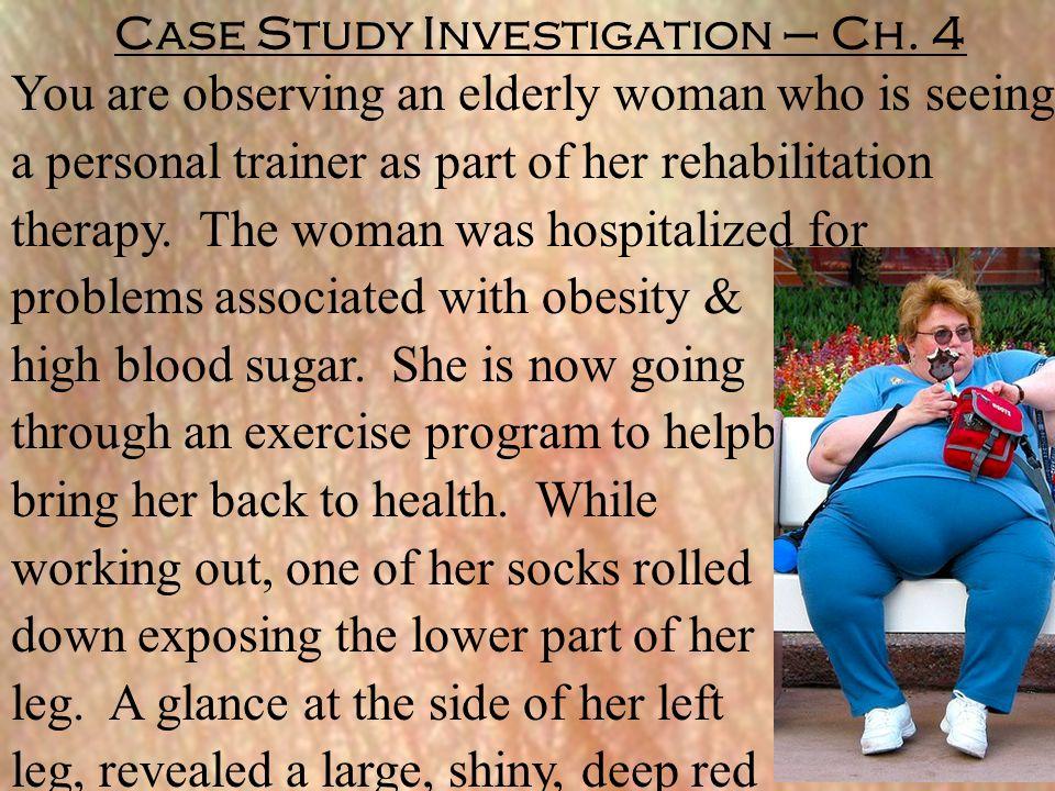 Case Study Investigation – Ch. 4