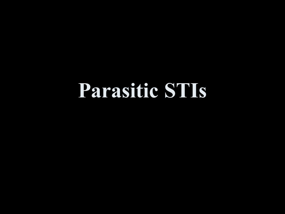 Parasitic STIs