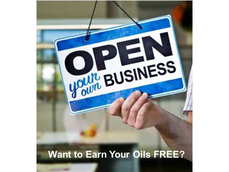 Want to Earn Your Oils FREE