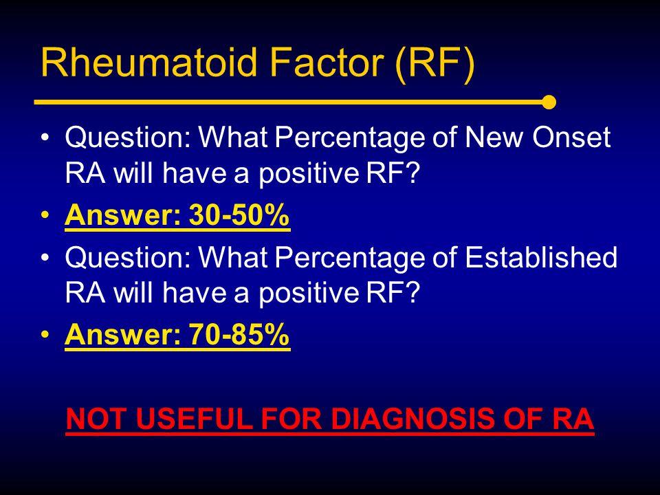 Rheumatoid Factor (RF)