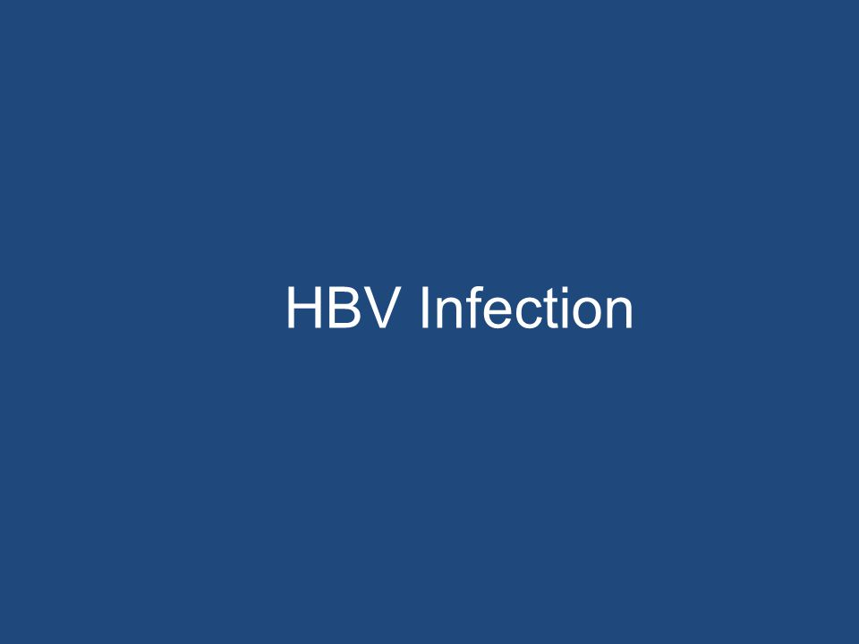 HBV Infection