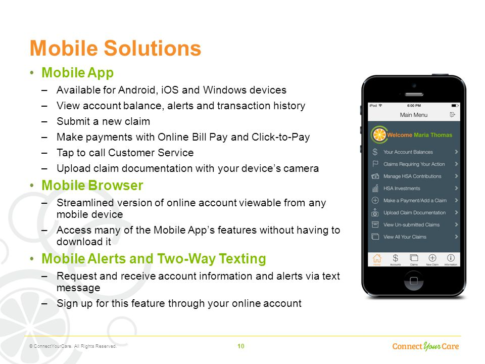 Mobile Solutions Mobile App Mobile Browser