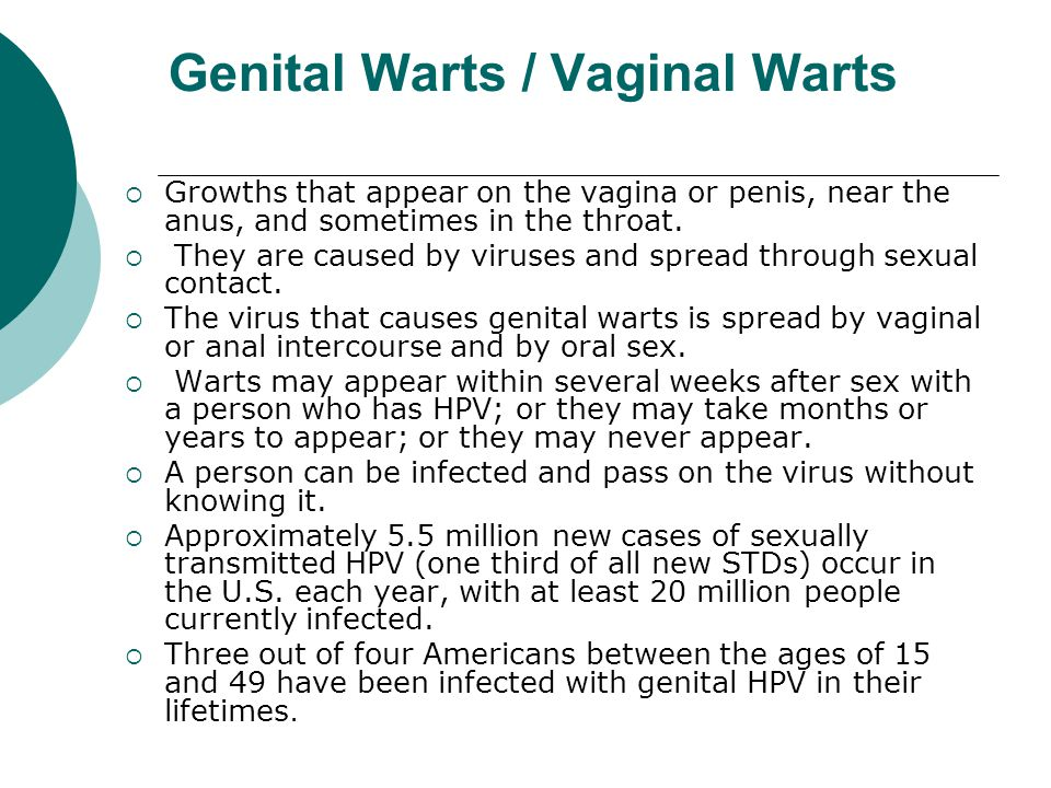 Hpv without sexual contact in Sydney