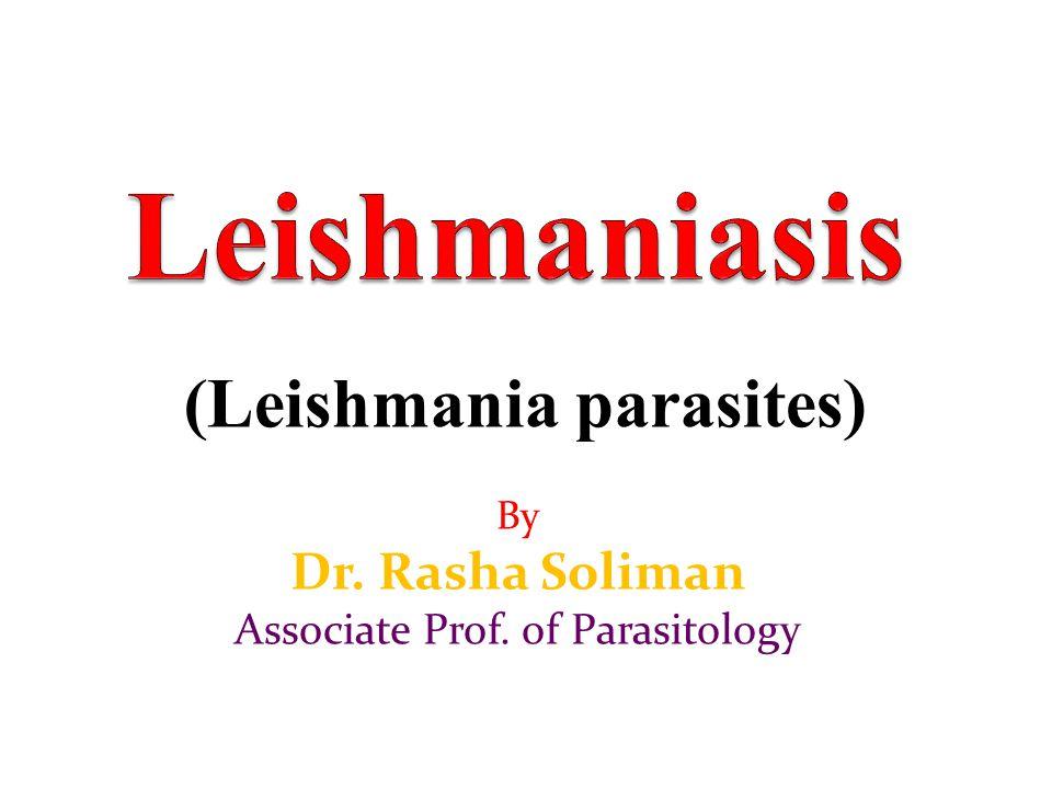 (Leishmania parasites)