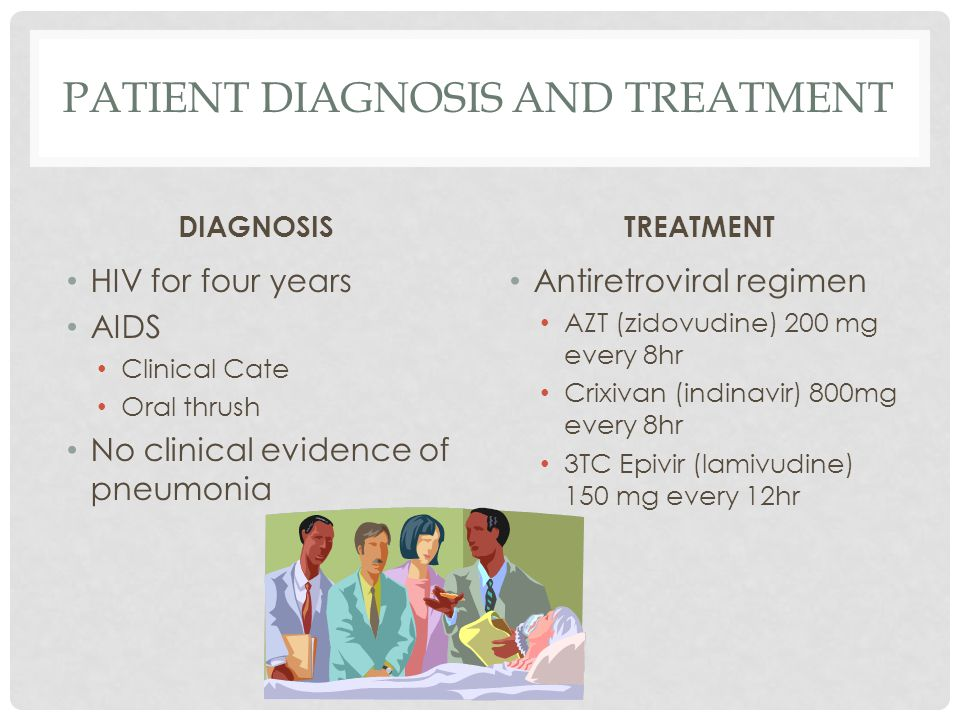 Patient diagnosis and treatment