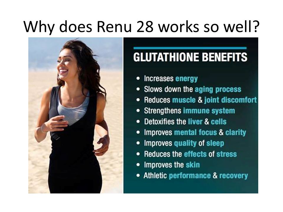 Why does Renu 28 works so well