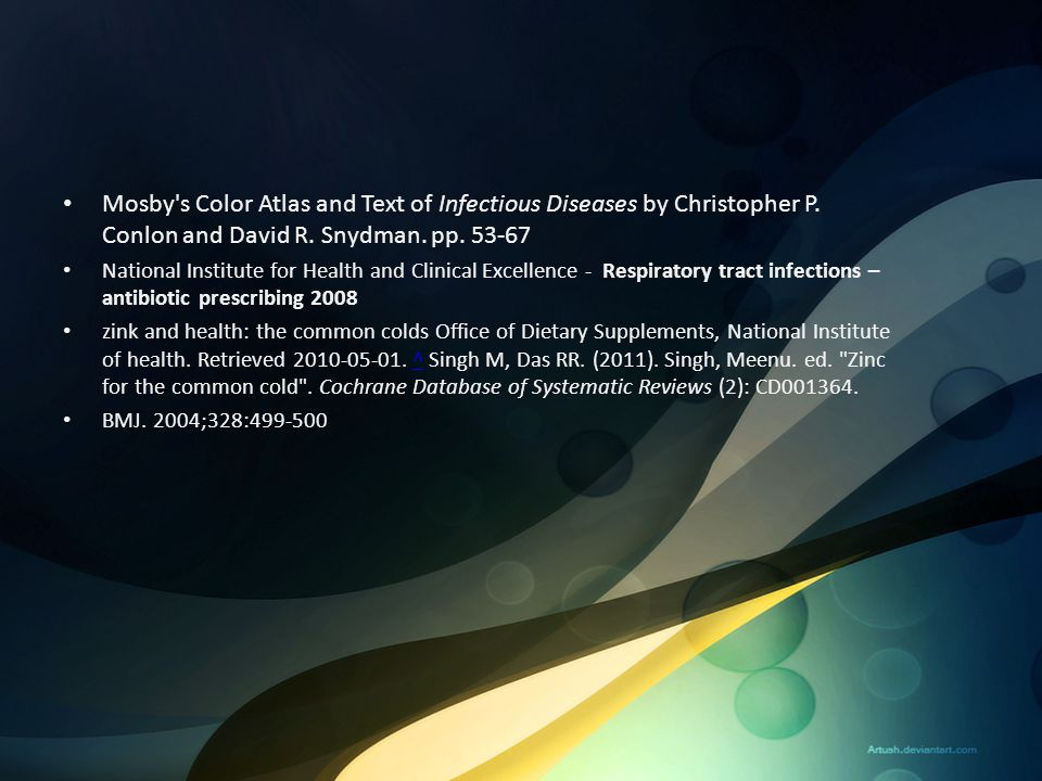 Mosby s Color Atlas and Text of Infectious Diseases by Christopher P